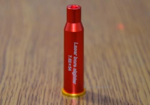 Лазерный патрон своими руками 762 51