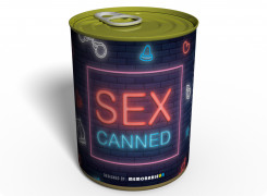 Canned Sex - Prank gift Funny Gift