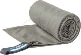 Полотенце Sea To Summit Pocket Towel 75x150 cm grey р.XL