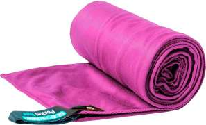 Полотенце Sea To Summit Pocket Towel L berry 60х120 cm