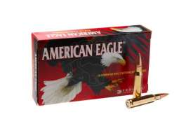 Патрон Federal American Eagle 308win FMJ BT 150 GR 9,7гр