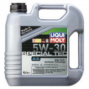Масло моторное Liqui Moly Leichtlauf Special AA 5W-30, 4 л (7516)