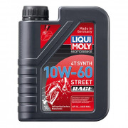 Масло моторное Liqui Moly Racing Synth 4T 10W-60, 1 л (1525)