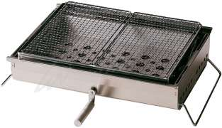 Барбекю Snow Peak CK-160 Double BBQ Box