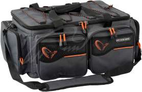 Сумка Savage Gear System Box Bag XL 3 Boxes + Waterproof cover (25x67x46cm)