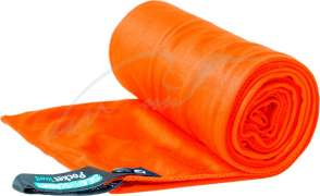 Рушник Sea To Summit Pocket Towel L 60x120cm ц: orange