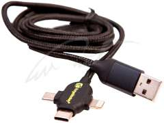 Адаптер RidgeMonkey Vault USB-to A Multi Out Cable