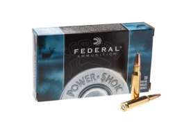 Патрон Federal Power-Shok 308win SP 11,66гр (180GR)